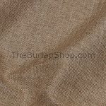 Poly Faux Burlap By The Yard - 57 to 60'' Wide